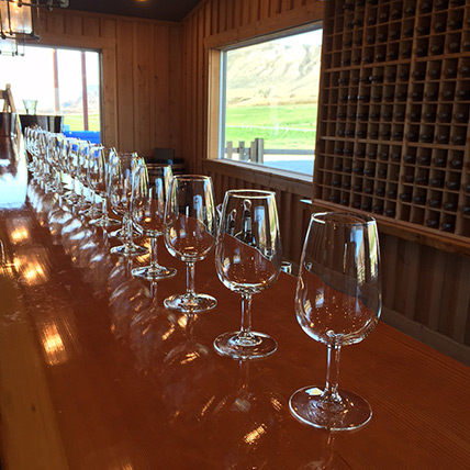 Holiday Wine Tasting Tour