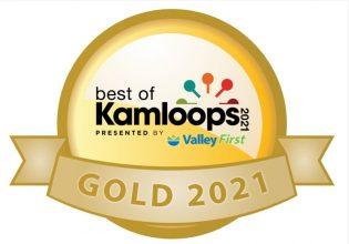 2021 Best of Kamloops BC Now Award